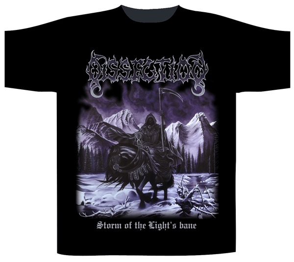 DISSECTION - Storm of the lights bane T-SHIRT