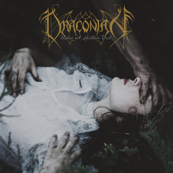 DRACONIAN - Under Godless Veil 2LP