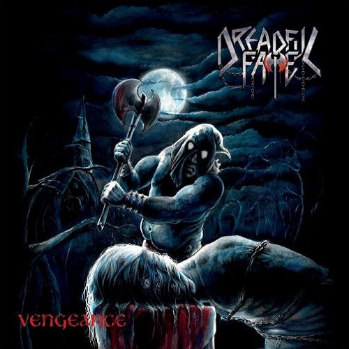 DREADFUL FATE - Vengeance CD