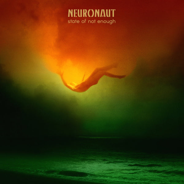 NEURONAUT - State Of Not Enough LP (BLACK)
