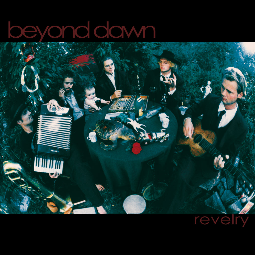 BEYOND DAWN - Revelry LP (MARBLED)