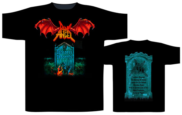 DARK ANGEL - Darkness Descends T-SHIRT