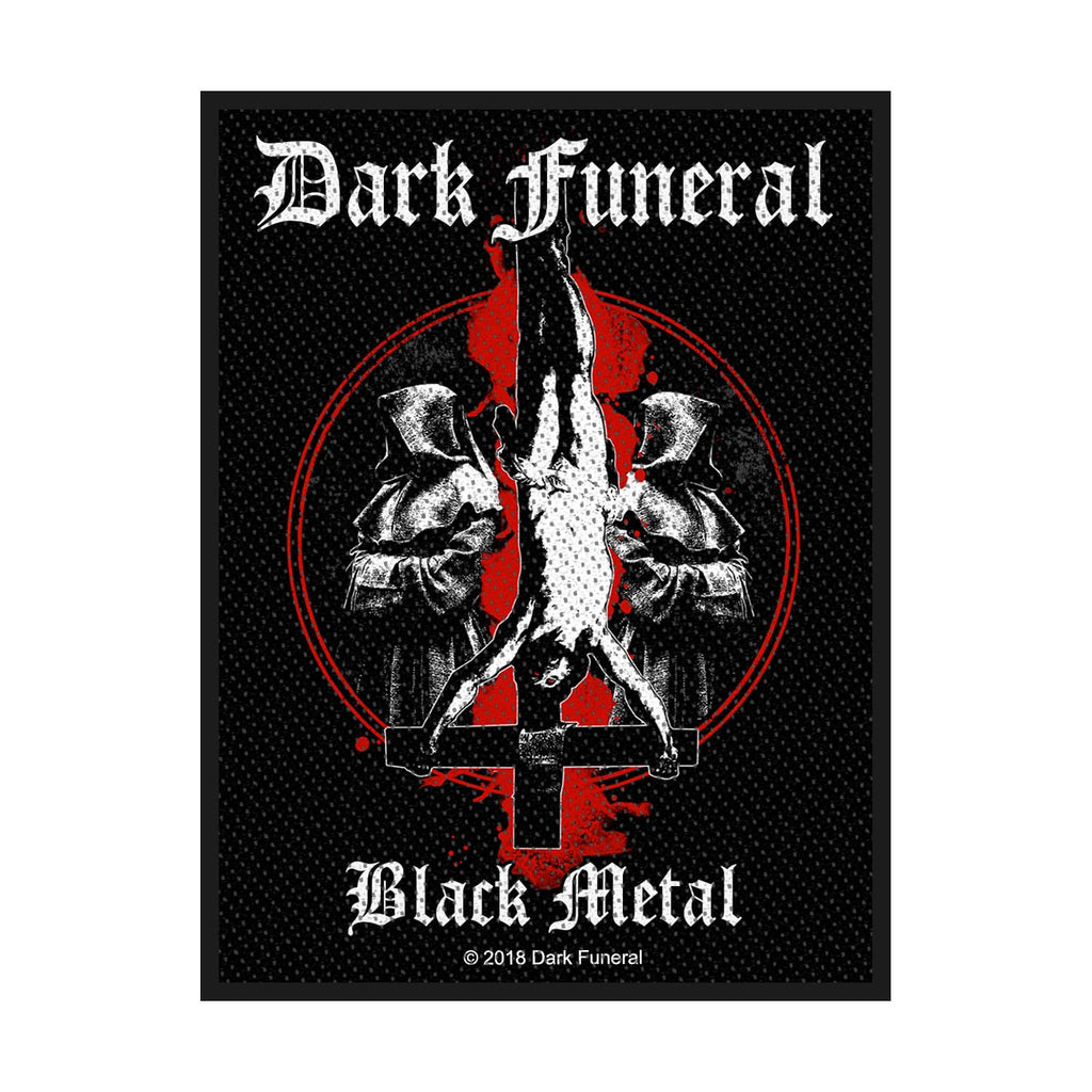 DARK FUNERAL - Black Metal PATCH