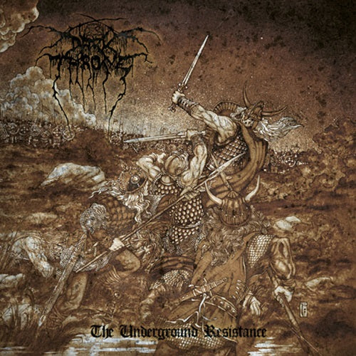 DARKTHRONE - The Underground Resistance DIGIBOOK CD