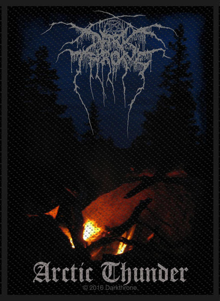 DARKTHRONE - Arctic Thunder PATCH
