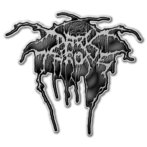 DARKTHRONE - Logo Metal PIN