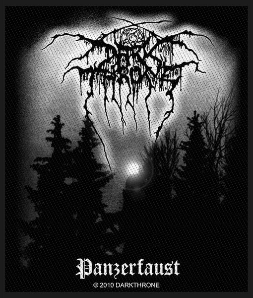 DARKTHRONE - Panzerfaust PATCH