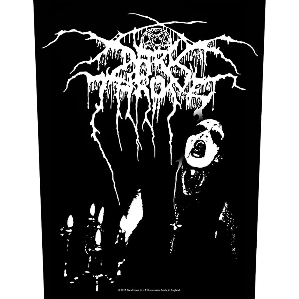 DARKTHRONE - Transilvanian Hunger BACKPATCH