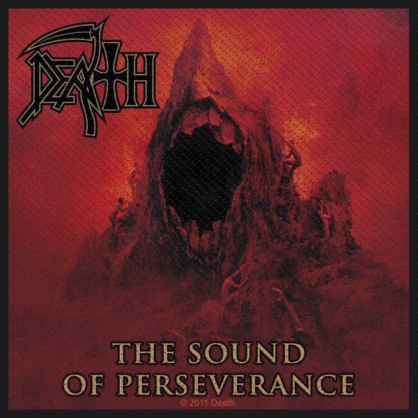DEATH - The Sound Of Persevarence PATCH