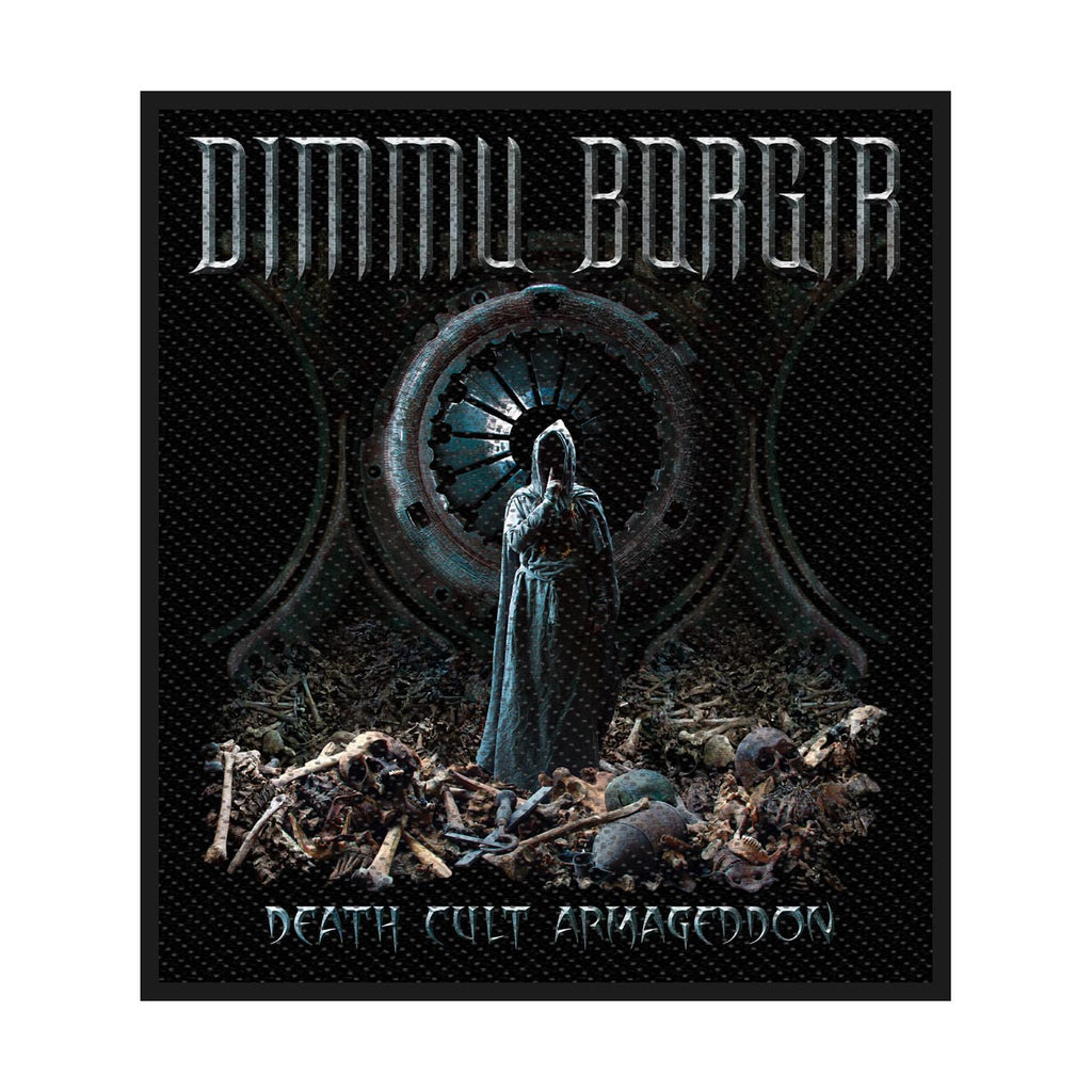 DIMMU BORGIR - Death Cult Armageddon PATCH