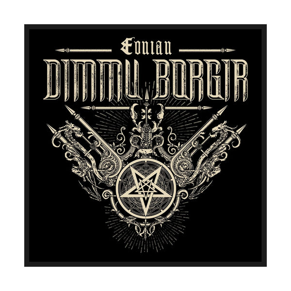 DIMMU BORGIR - Eonian PATCH