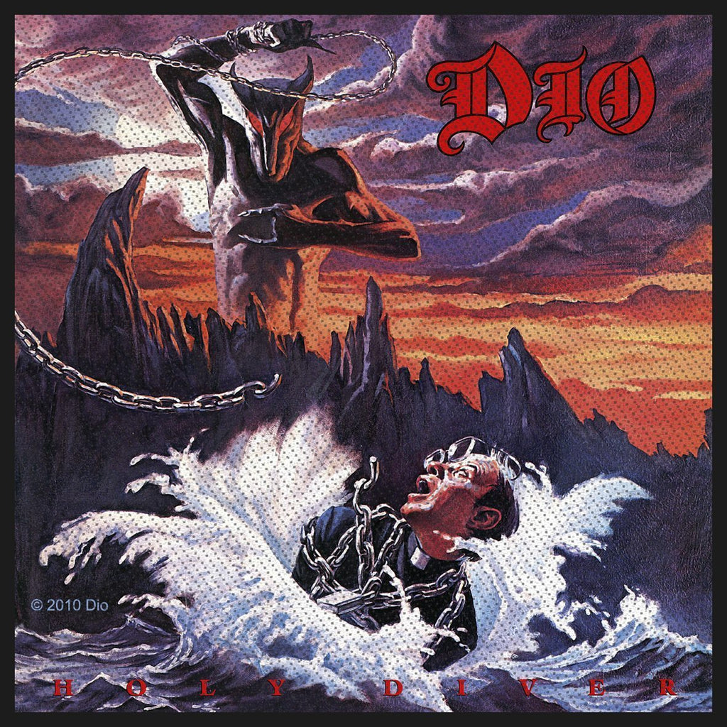 DIO - Holy Diver PATCH