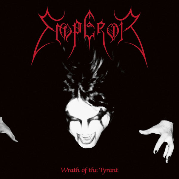 EMPEROR - Wrath Of The Tyrant LP (RED)