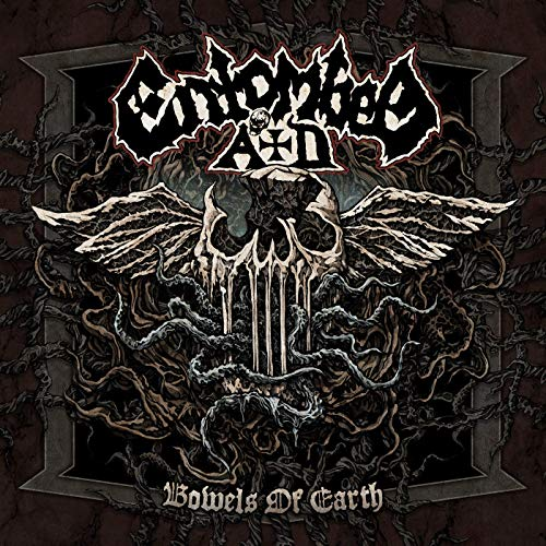 ENTOMBED A.D. - Bowels of earth CD (Limited)