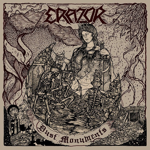 ERAZOR - Dust Monuments LP