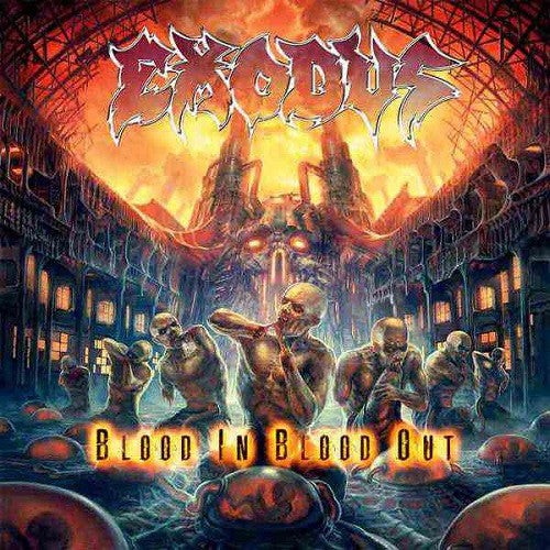 EXODUS Blood In Blood Out 2LP
