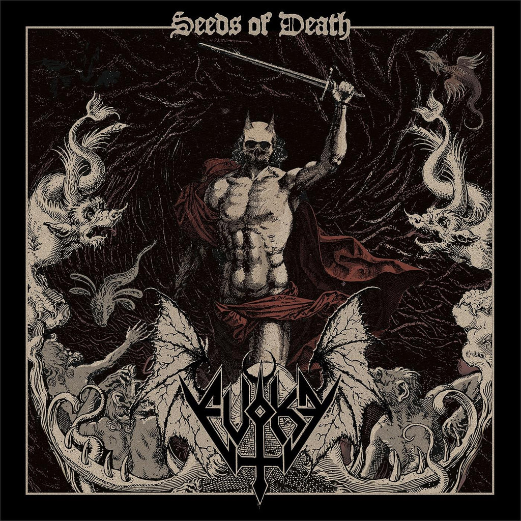 EVOKE - Seeds Of Death LP (PRE-ORDER)