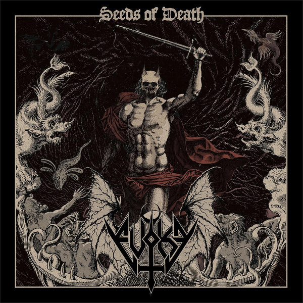EVOKE - Seeds Of Death CD