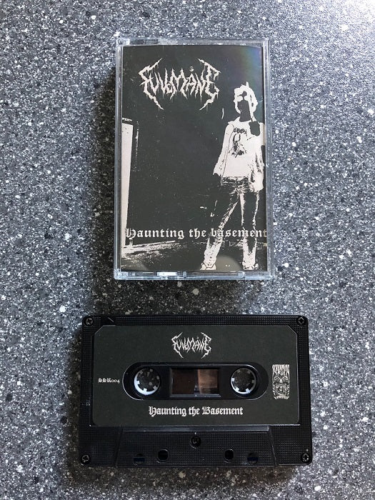 FULLMÅNE  - Haunting the basement TAPE
