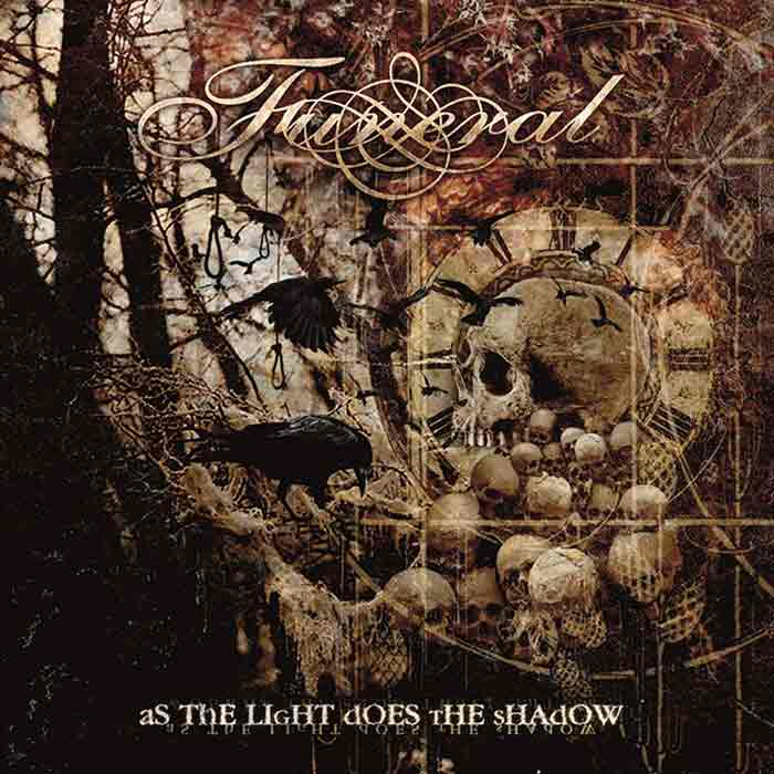 FUNERAL - As the light does the shadow CD