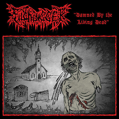 FILTHDIGGER - Damned by the Living Dead LP