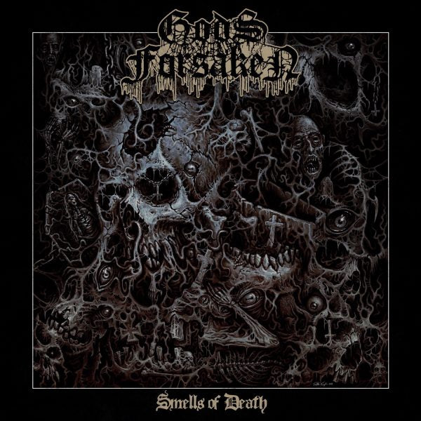 GODS FORSAKEN - Smells Of Death LP