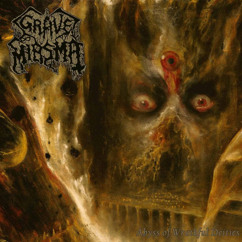 GRAVE MIASMA - Abyss Of Wrathful Deities CD (PREORDER)