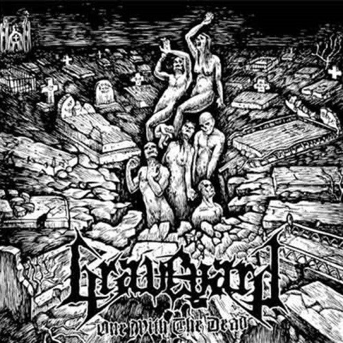 GRAVEYARD - One with the dead LP