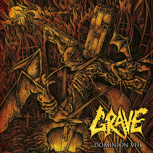GRAVE - Dominion VIII LP