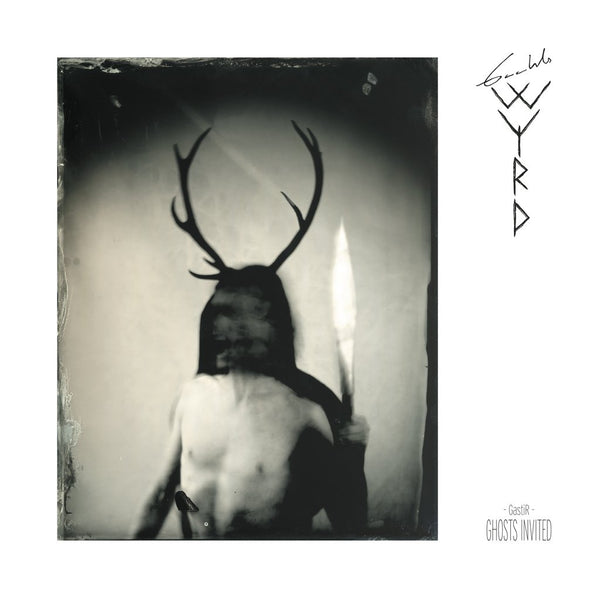 GAAHLS WYRD - GastiR – Ghosts Invited CD (PRE-ORDER)