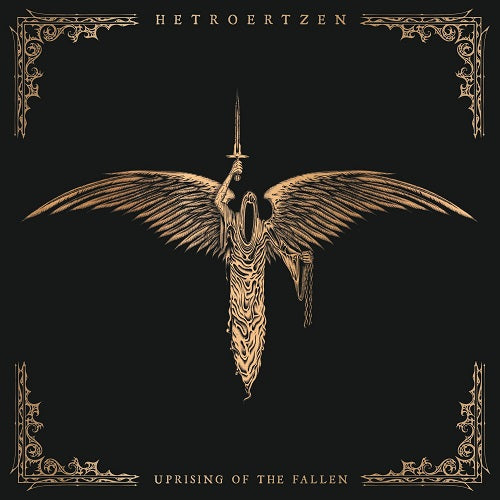 HETROERTZEN - Uprising of the fallen CD