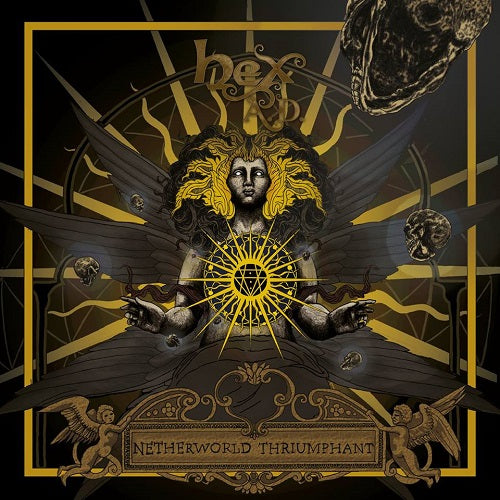 HEX A.D. - Netherworld Triumphant CD