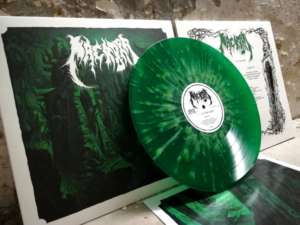 MACABRA -...To the bone LP (GREEN)