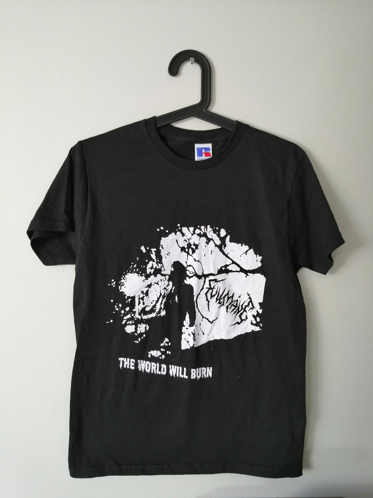 FULLMÅNE - The world will burn T-SHIRT