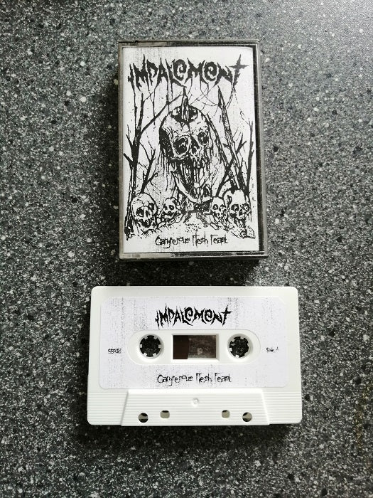 IMPALEMENT - Gangrenous Flesh Feast TAPE