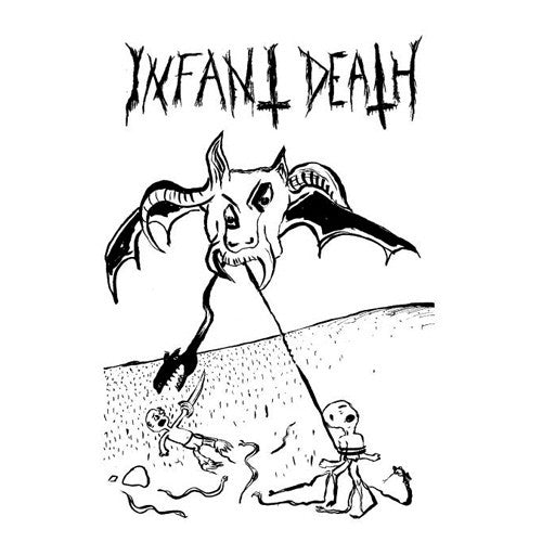 INFANT DEATH - Infant Death DEMO / Cursed To Damnation DEMO 10'' MLP