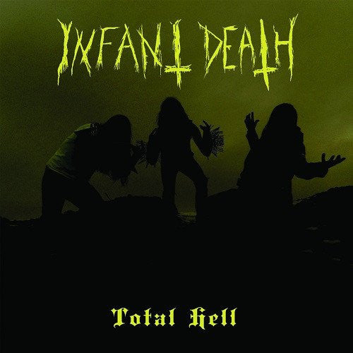 INFANT DEATH - Total Hell CD