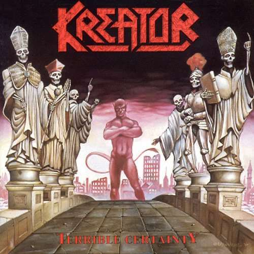 KREATOR - Terrible Certainty CD