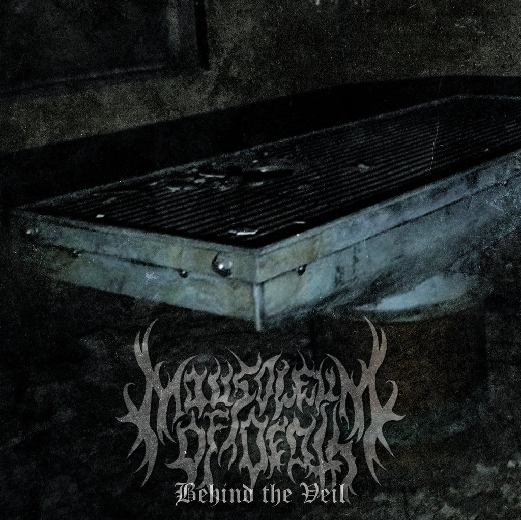 MAUSOLEUM OF DEATH - Behind The Veil CD
