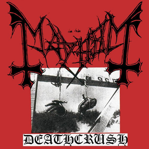 MAYHEM - Deathcrush LP