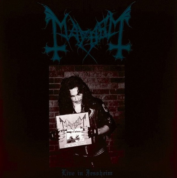 MAYHEM - Live In Jessheim CD/ DVD