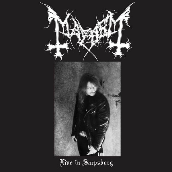 MAYHEM - Live In Sarpsborg CD/ DVD