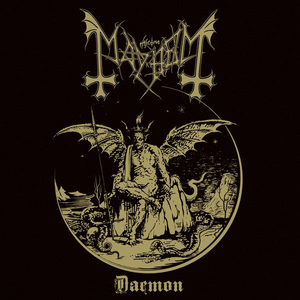 MAYHEM - Daemon MEDIABOOK CD