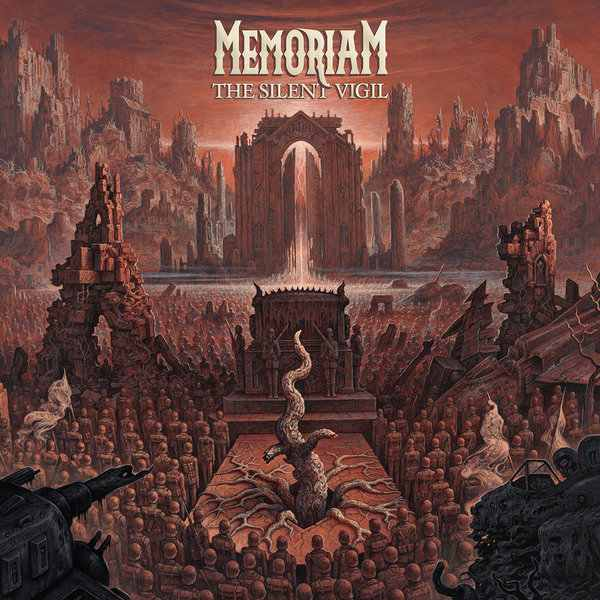MEMORIAM - The Silent Vigil LP