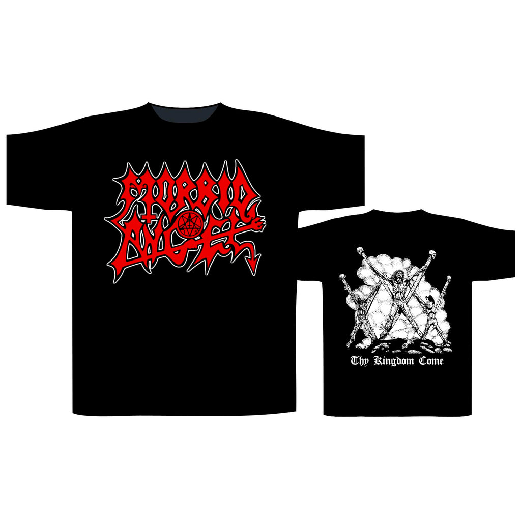 MORBID ANGEL - Thy kingdom come T-SHIRT
