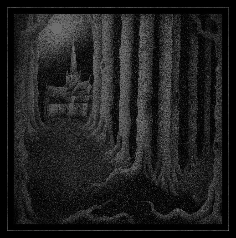 Í MYRKRI - Black Fortress of Solitude LP