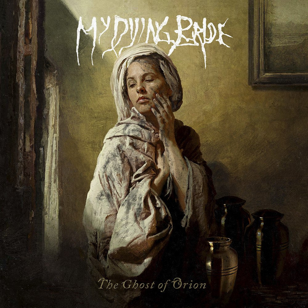 MY DYING BRIDE - The ghost of Orion CD