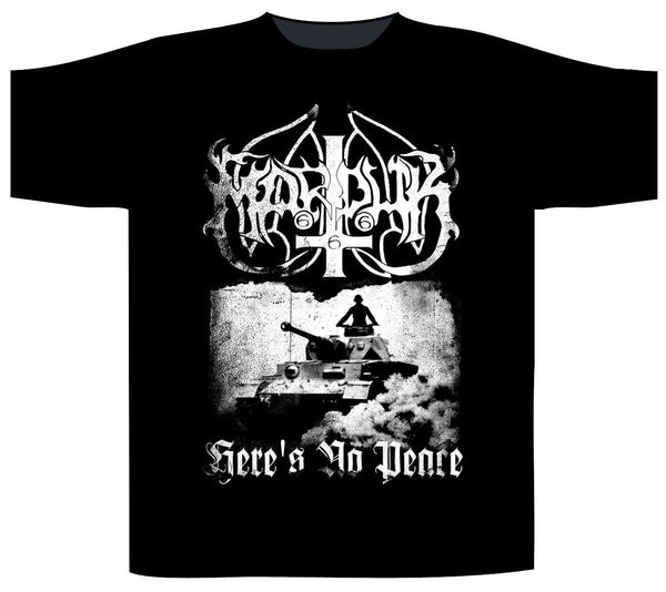 MARDUK - Here's No Peace T-SHIRT