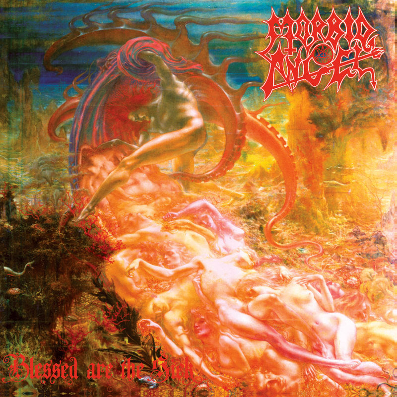 MORBID ANGEL - Blessed Are The Sick LP