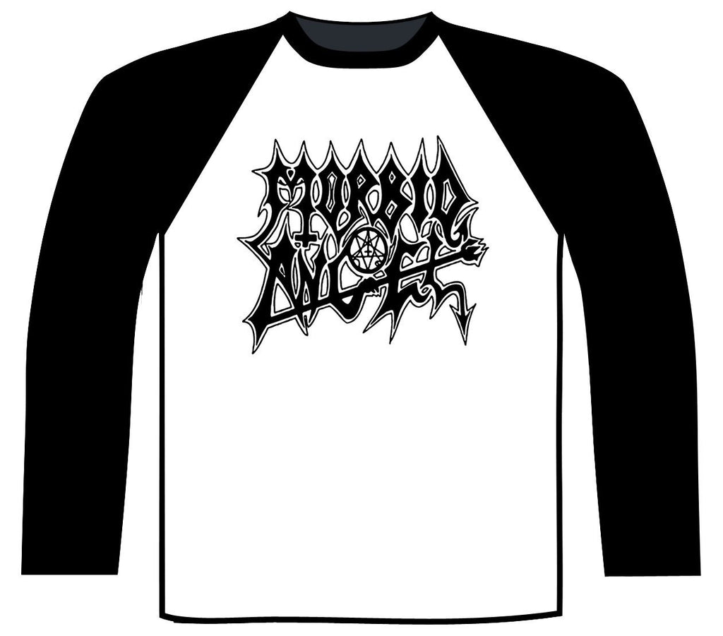 MORBID ANGEL - Logo BASEBALL SHIRT